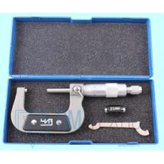 Микрометр Гладкий МК- 50   25- 50 мм (0,01) кл.т.1 (ЧИЗ)