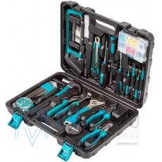 Набор ручного инструмента BORT BTK-100 в кейсе (100 предметов)