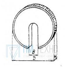 Шайба  60х 8.5х 6 быстросменная гладкая (ДСПМ-6-20)