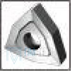 Пластина WNUM - 080408  МС3210 трёхгранная ломаная(80°) dвн=5мм (02114) со стружколомом