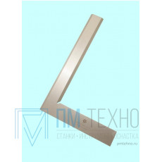 Угольник УЛП  50х40 поверочный лекальный плоский кл.т.0 DIN 875