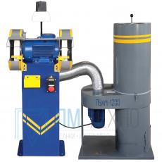 Станок точильно-шлифовальный ТШ-2ДБ-П (с пылесосом и блокировкой)